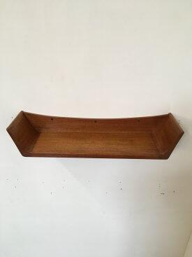 Danish Teak Shelf