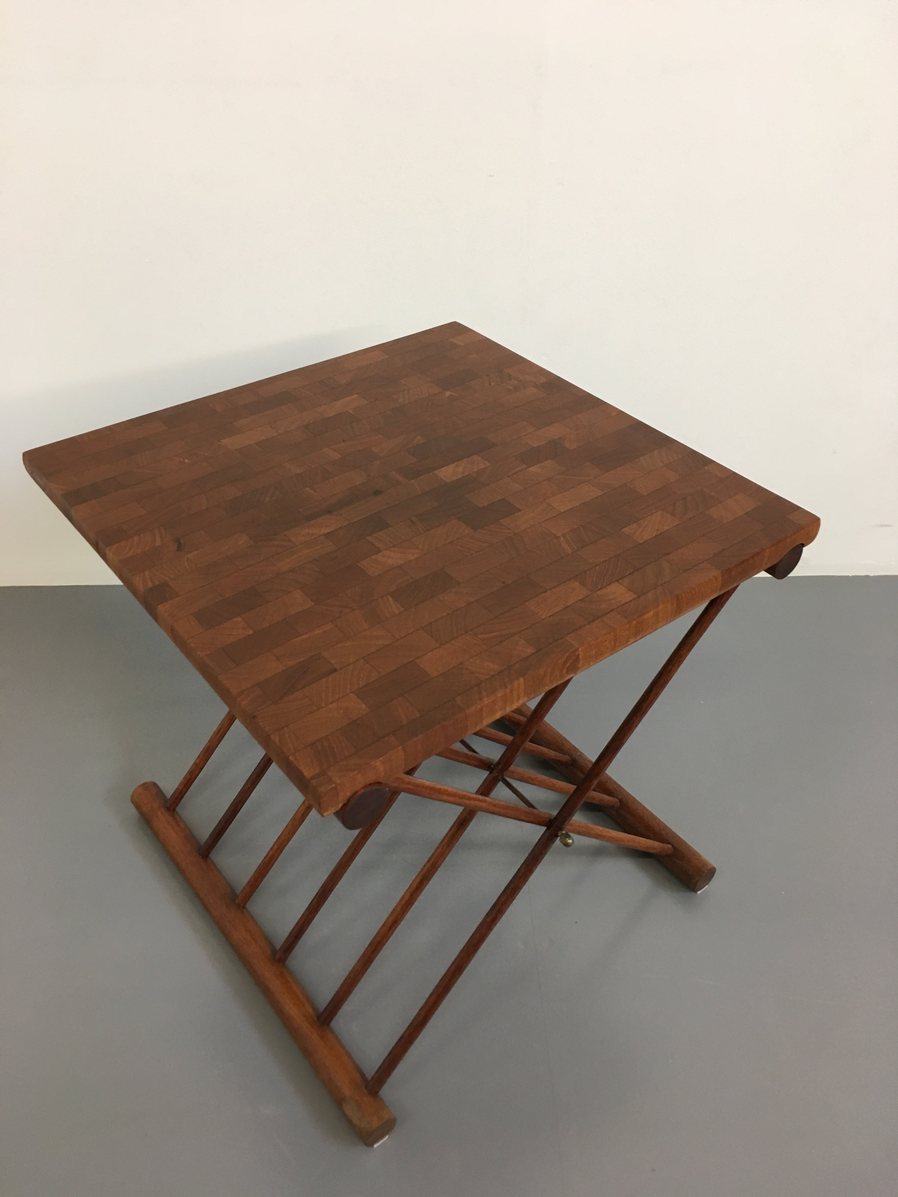 French Parquet Table