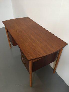 Danish Teak Desk