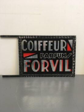 Forvil Shop Sign