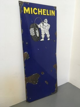 1930's Michelin sign