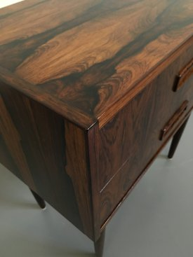 Small Rosewood Chest
