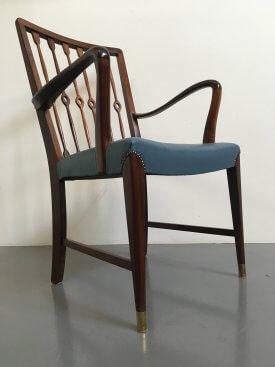 Danish Rosewood Armchair