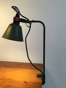 Swedish Military Field Lamps