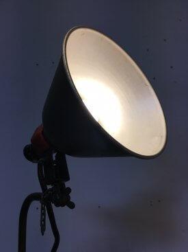 Swedish Military Field Lamps