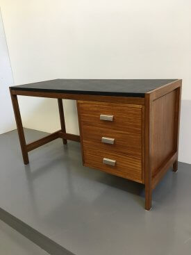 Vinyl Top Desk