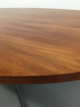 Teak Oval Table