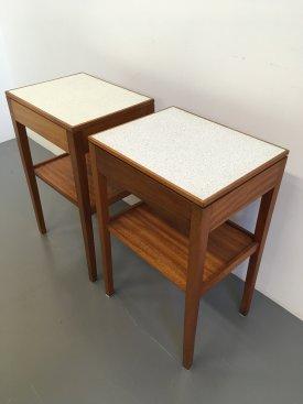 1970's Bedside Tables