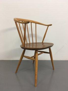 Ercol Cow Horn chair