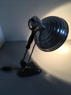 British Industrial Table Lamp