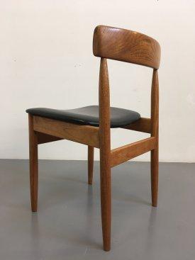 Danish Oak Dining Chairs