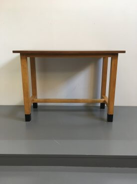 Iroko Lab Table