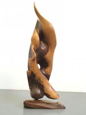 Pear Tree Sculpture