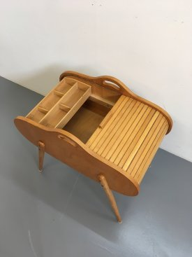 Tambour Sewing Box