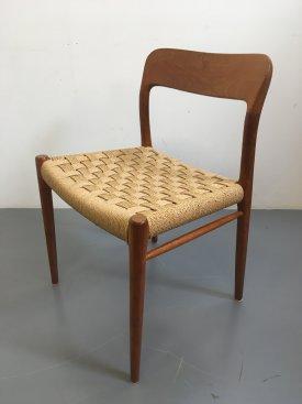Niels Møller Type 75 Chairs