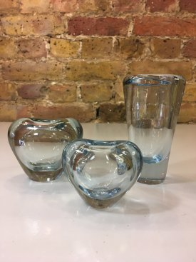 Holmegaard Vases