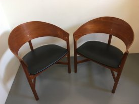 Robert Heritage Saffron Chairs