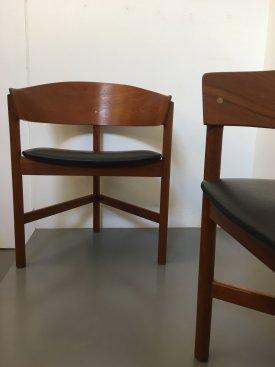 Robert Heritage Saffron Chairs