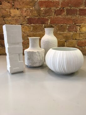Various Bavarian Porcelain Vases