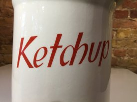 American Ketchup Dispenser