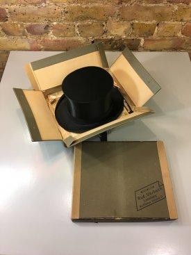 1930's Opera Hat
