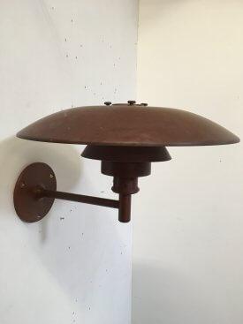 Copper PH Lamp