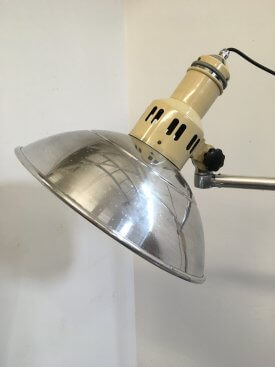 French Medical Lamp