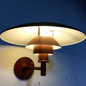 Copper PH Lamp
