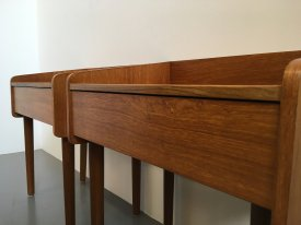 Teak Beside Tables