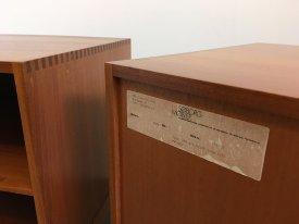 Christian Hvidt Bedside Tables