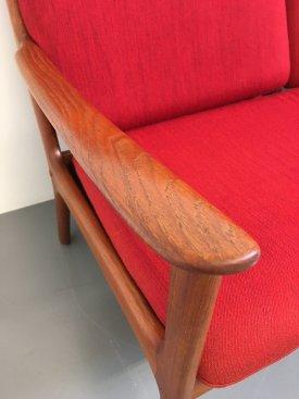 Ole Wanscher PJ112 Sofa