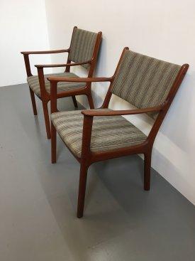 Ole Wanscher Ladies Chair