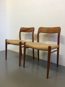 Niels Møller Chairs