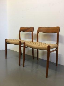 Niels Møller Chairs