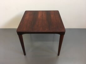 Square Rosewood Coffee Table