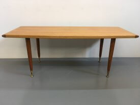 Danish Oak & Teak Coffee Table