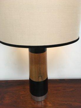 American Rosewood Table Lamp