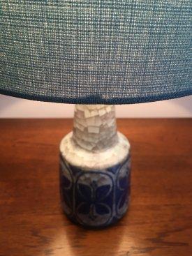 Crackle Glaze Table Lamp