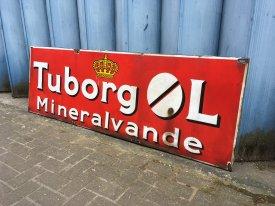 Tuborg Beer Enamel
