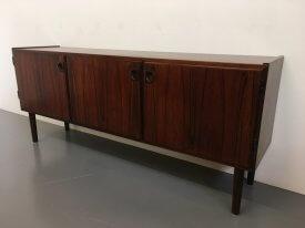 Danish Rosewood Cabinet