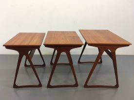Danish Nest of Tables