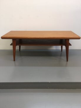 Two Tier Danish Coffee Table