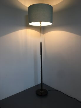 Rosewood Standard Lamp