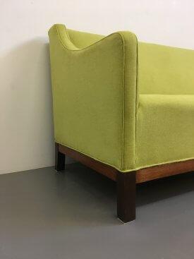 Danish Cabinet Made Sofa