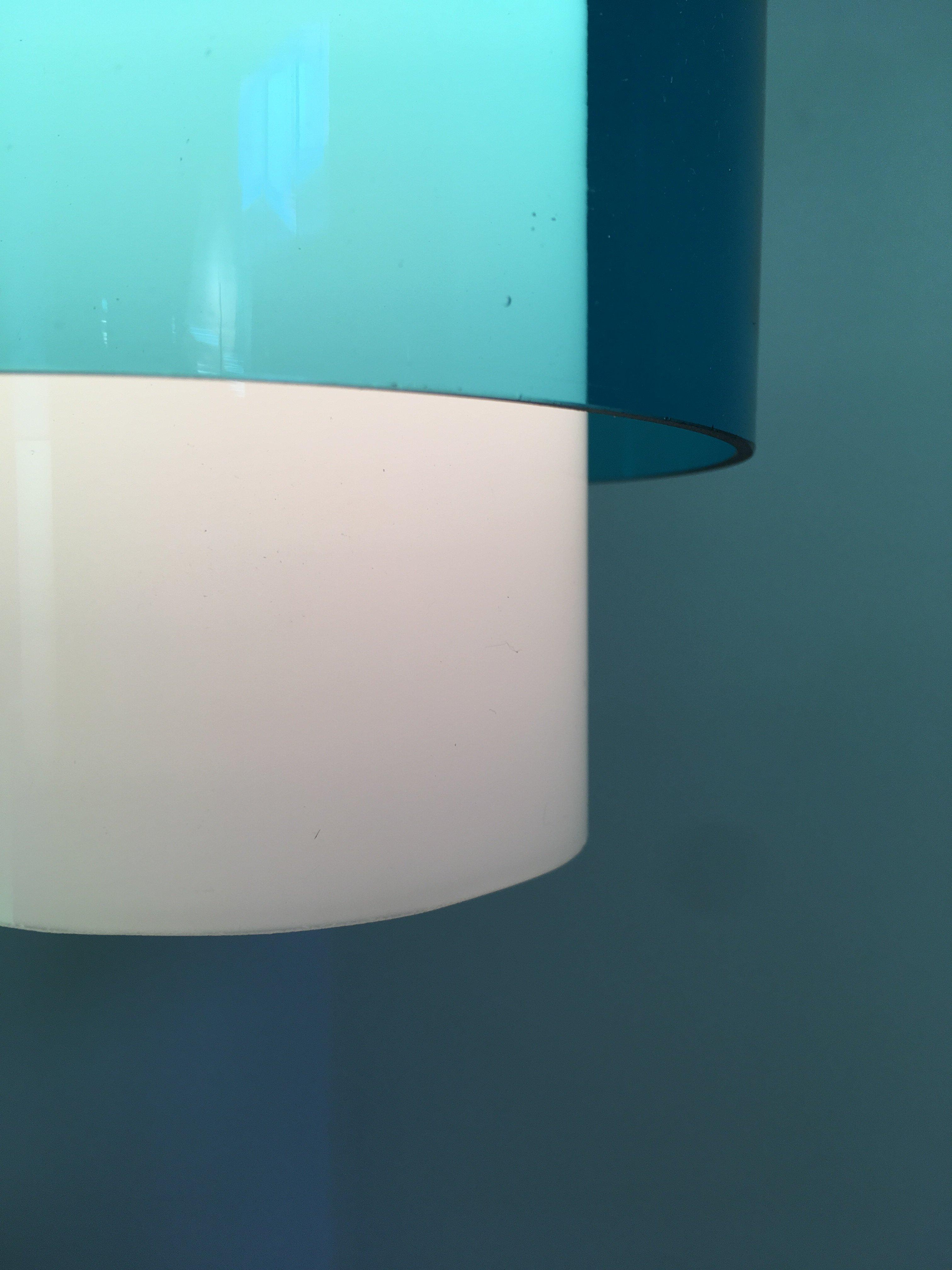 Louis Poulsen Glass Pendant