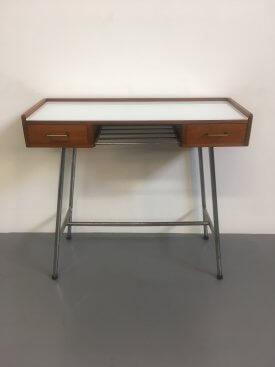 Danish Teak Console
