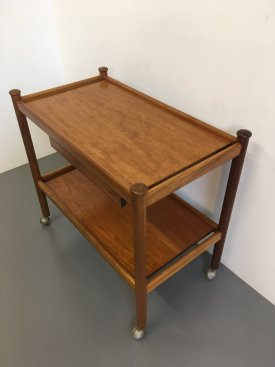 Danish Teak Trolley