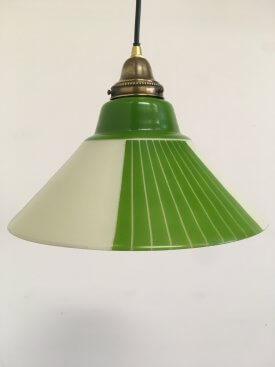 French green Pendant