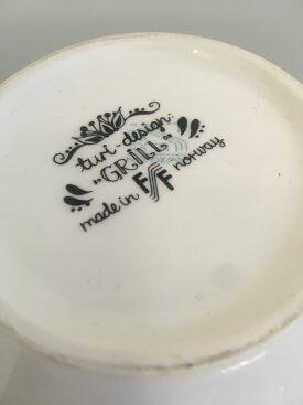 Turi Design Ceramic Bowl