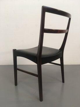 Bernhard Pedersen & Son Rosewood Chair